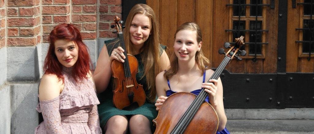 Volkmann trio in de Reestkerk